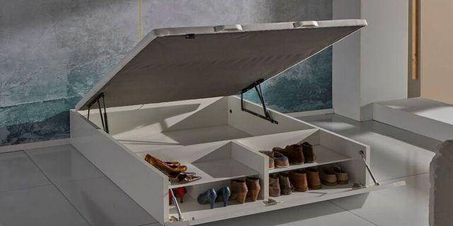 15 must see canape cama pins camas con estibas for Canape con zapatero