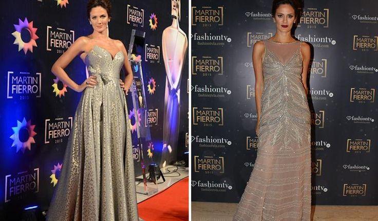 La princesa de la red carpet: los cambios de look de Paula Chaves en el Martín Fierro 2015 | Fashion TV