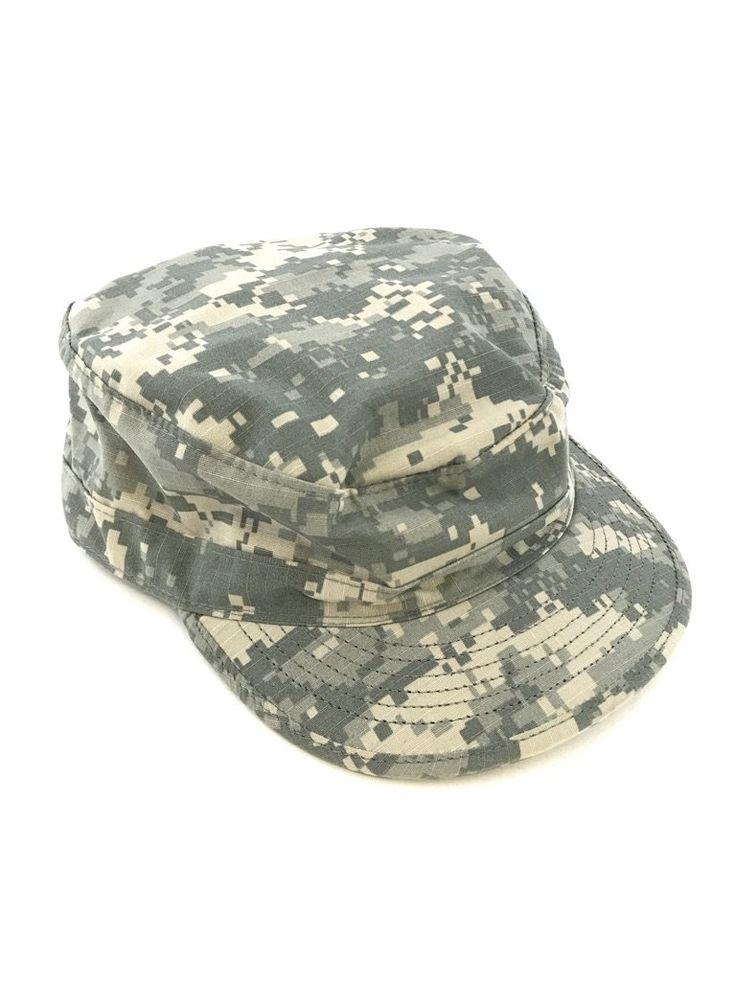 US Army ACU Uniform Patrol Cap