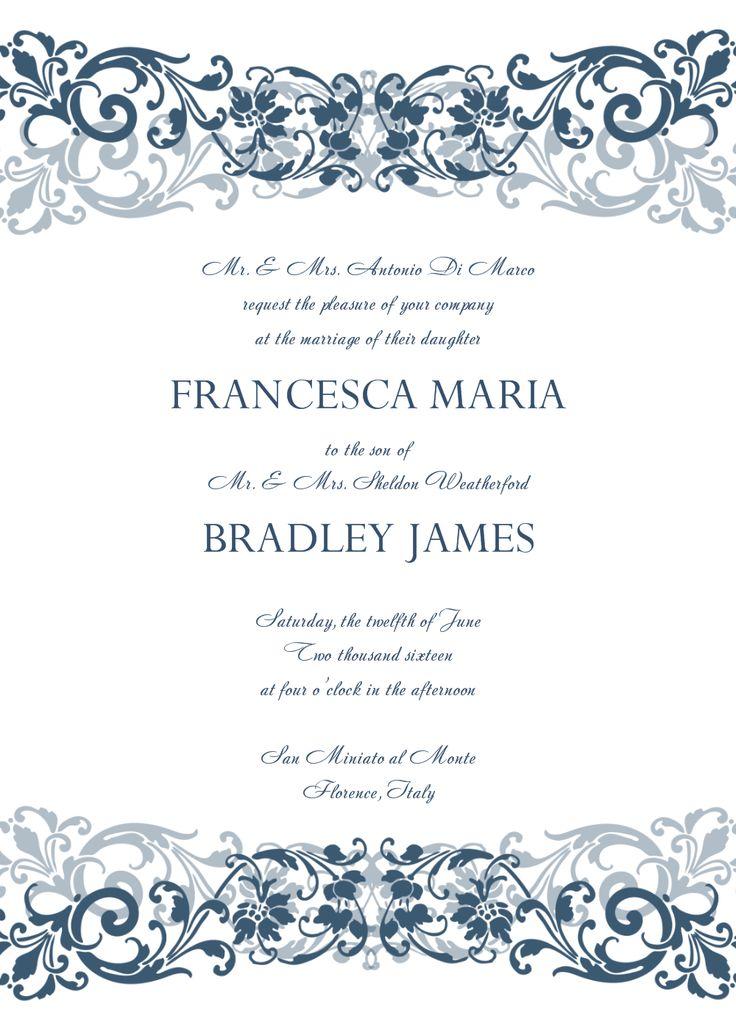 Best 25+ Electronic wedding invitations ideas on Pinterest | Party ...