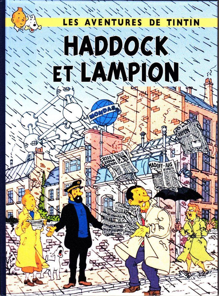Haddock et Lampion