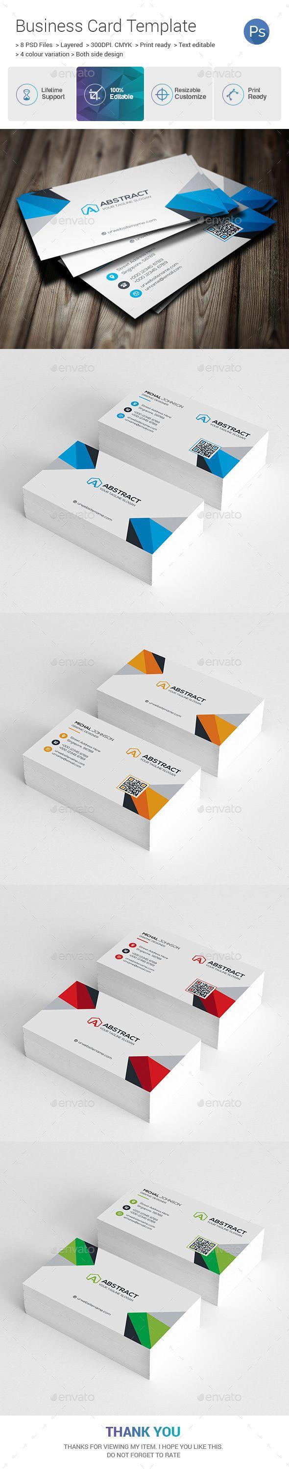 84 Best Business Card Images On Pinterest Business Card Design