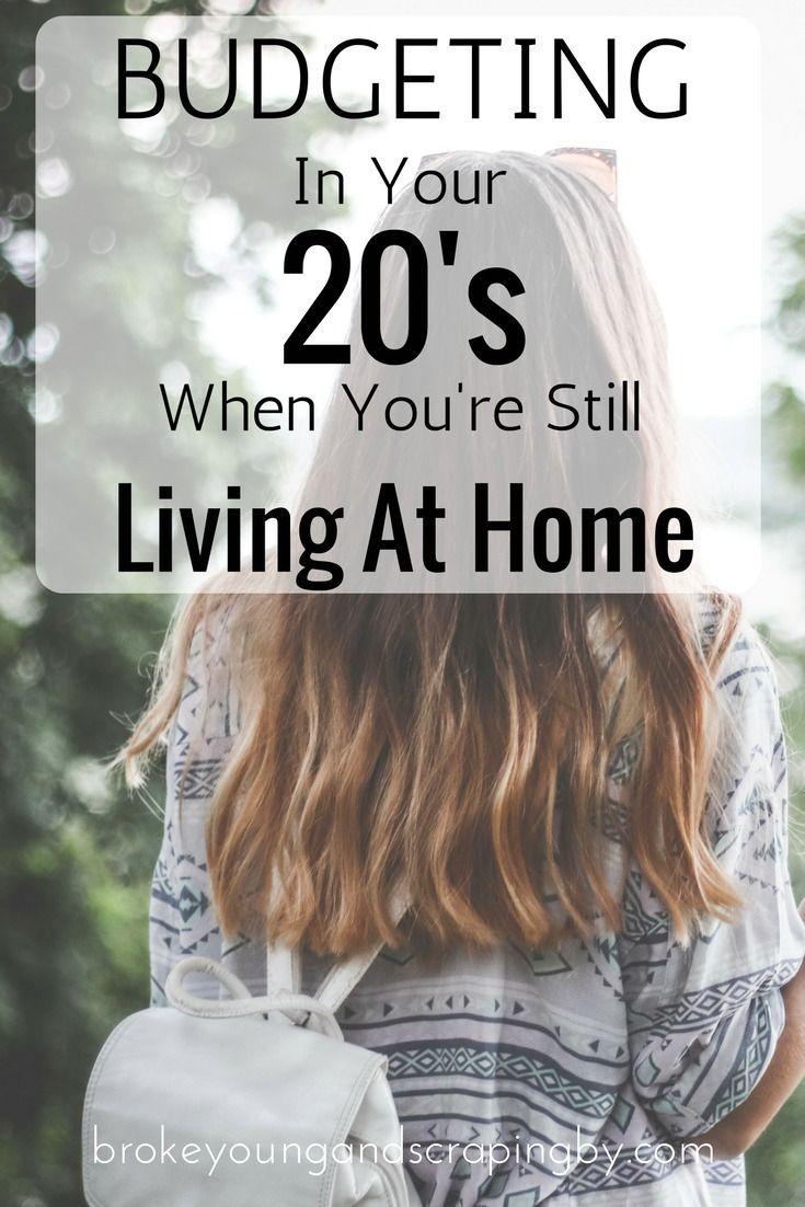 Still living at home but need a way to start Budgeting? I've got some tips to help you budget and save money to get ready to move out!