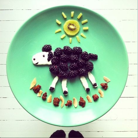 Breakfast inspiration: How to make the morning meal fun! | #BabyCenterBlog