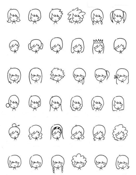 28 Besten Gesichter Bilder Auf Pinterest Zeichnen