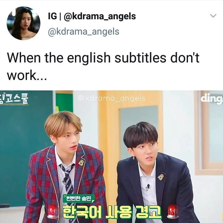 Why U Speaking Korean Stan Skz For English Subtitles Idols Hyunjin Changbin Straykids Video Credit To Hostile On Yt