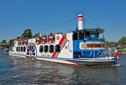 Take a boat trip on the Broads