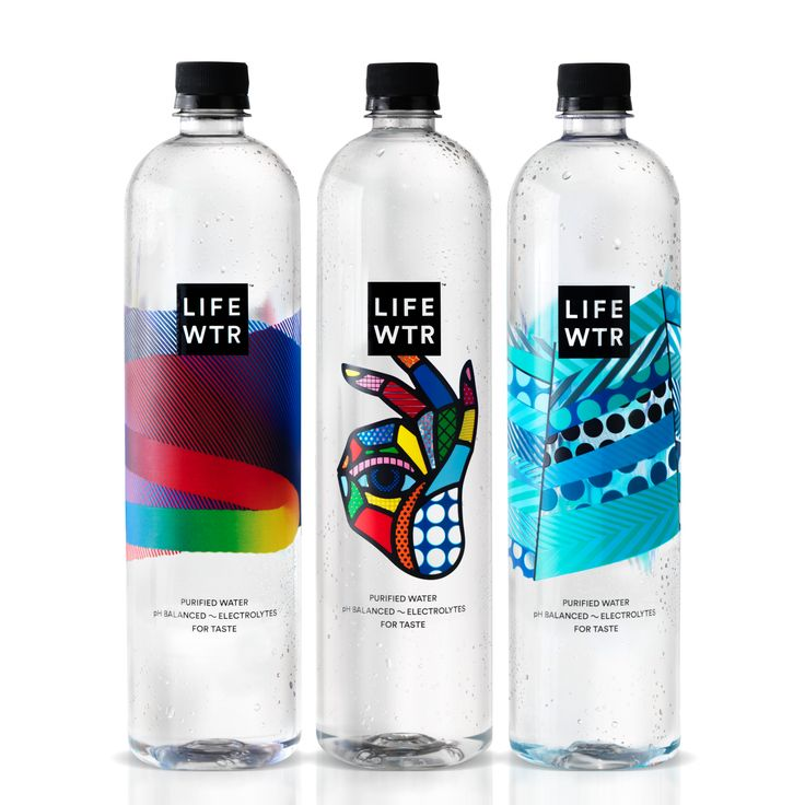 Pepsi will introduce LIFEWTR, its first higher priced water brand, as sales of bottled water by volume surpassed that of soda for the first time in 2016.