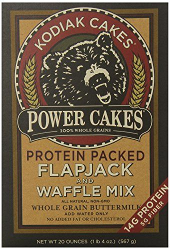 #sale 100% whole grain pancake and waffle mix that #actually tastes amazing, with no added fat, sugar, or cholesterol and packed with protein.