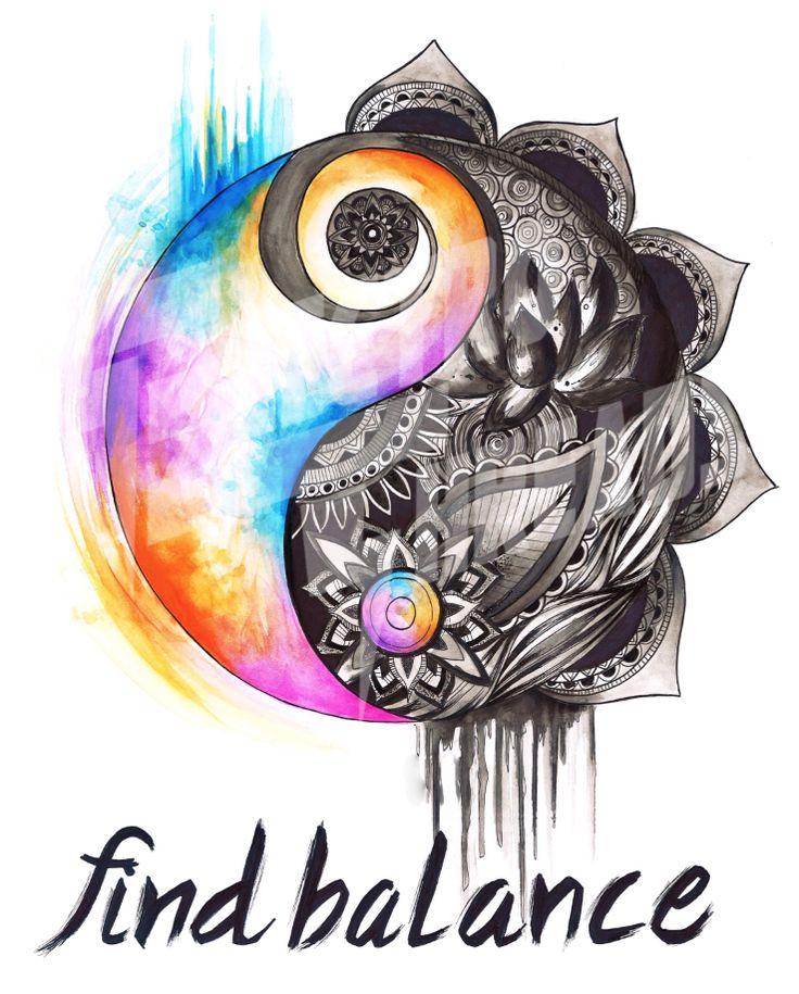 Best 25+ Balance Tattoo Ideas On Pinterest