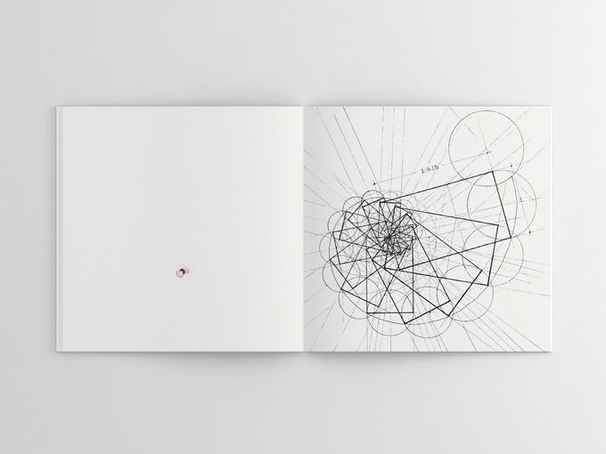 Venezuelan Architect Creates Beautiful Golden Ratio Coloring Book To Connect People With The Sacred Patterns Of Nature