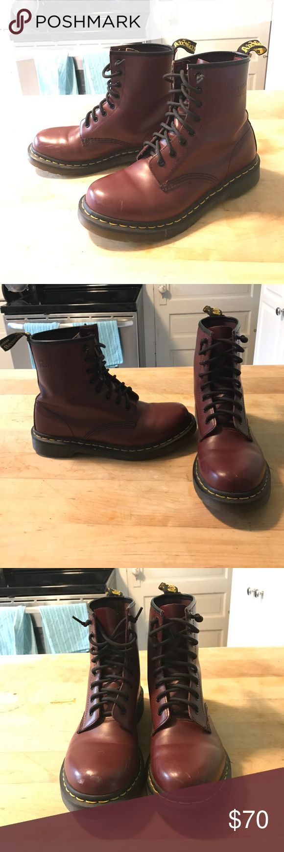 17 Best Ideas About Red Doc Martens On Pinterest Doc