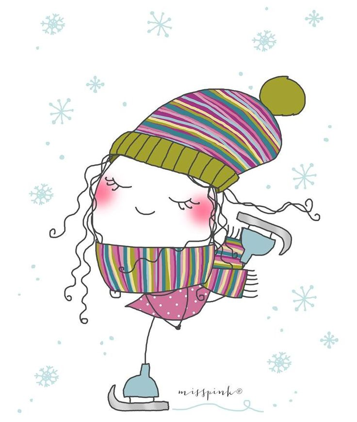 .Misspink...invierno