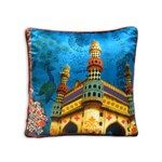 Cushion / Pillow Cover,The Bombay Store,Cushion Cover - Char Minar (Set of 1pc)