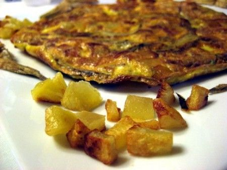 Ricetta Frittata di carciofi e patate