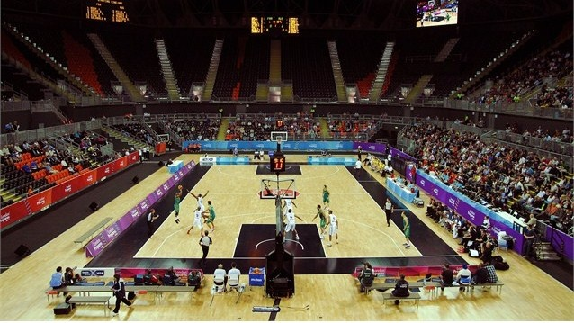 Basketball  Mens Group A - USA, France, Argentina, Tunisia    Woman's Group A - USA, Angola, China