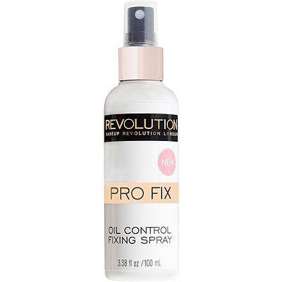 Makeup Revolution Pro Fix Oil Control Makeup Fixing Spray