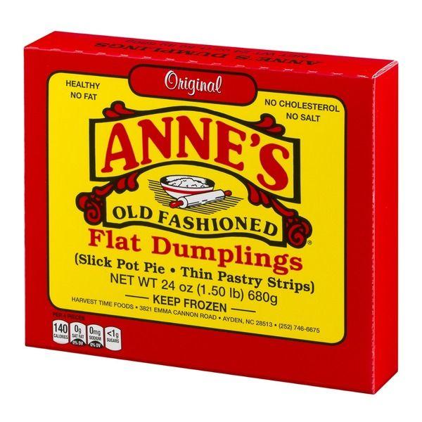 Anne S Old Fashioned Flat Dumplings Original Old Fashioned Food Lion The Originals