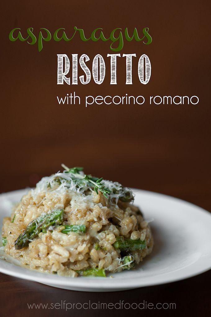 Risotto with Pecorino Romano | Recipe | White wines, Mascarpone ...