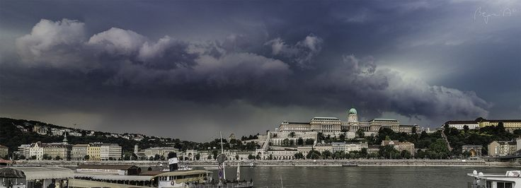 One Minute Before the Storm | July 2015 Budapest