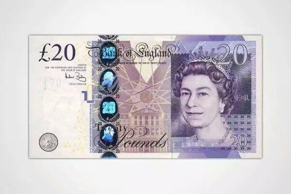 Pound Sterling Inggris