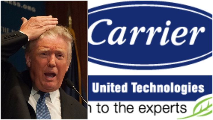 Carrier Deal Gets Worse As Trump Spent 7 Million Taxpayer Dollars To Keep 800 Jobs In US   Dec 1st, 2016