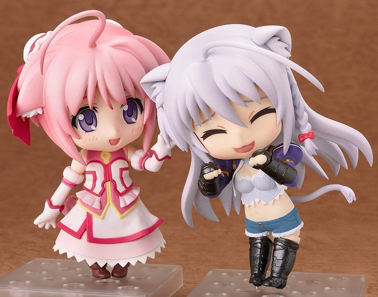 From the anime DOG DAYS comes a Nendoroid of Leonmitchelli Galette des Rois