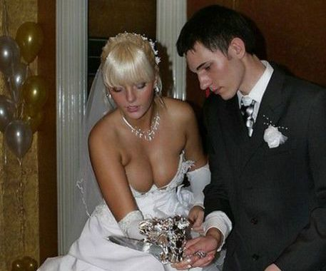 Nude wedding pictures Amateur