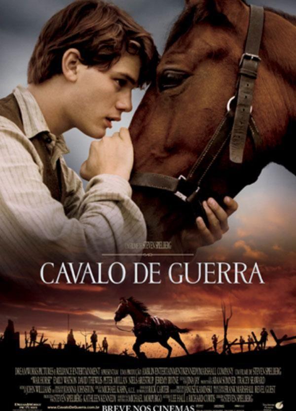 Cavalo de guerra                                                                                                                                                                                 Mais