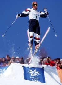 jonny moseley - Nagano Olympics