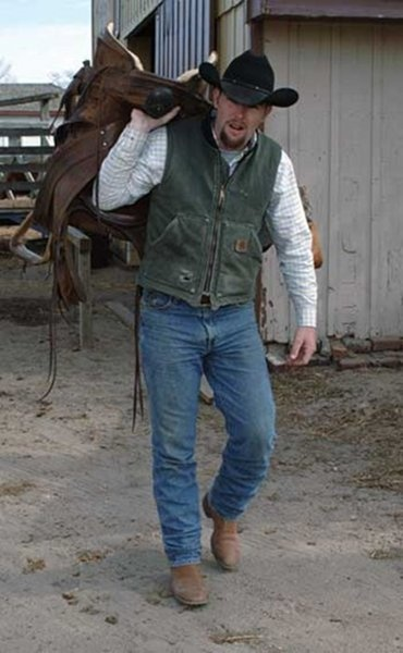 Bulges and Buckles: working cowboy | Redneck Romeo #1 ...
