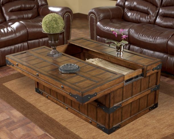 25 best ideas about Big Coffee Tables on PinterestWood coffee