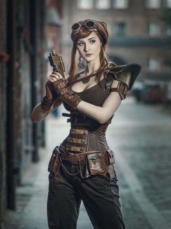 Steampunk Mode Steampunk And Victoriana! | Steampunk References