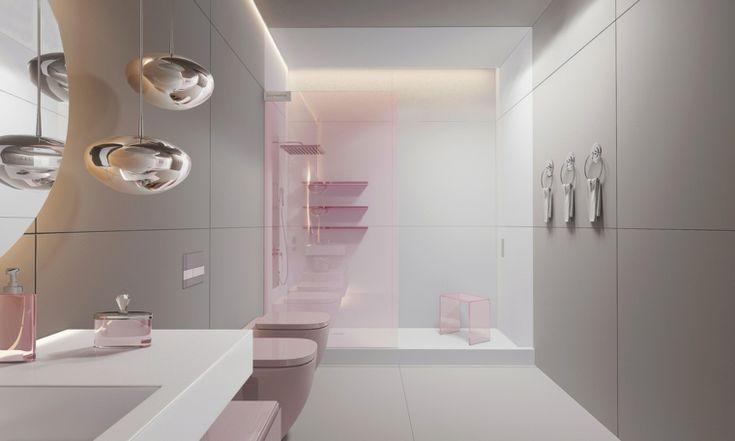 Iluminación baño y diseños modernos para el 2020 - en 2020 ...