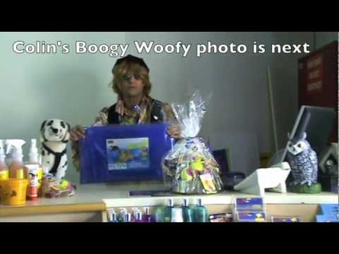 Here's a quick video on how you can Enter on the Boogy Woofy Competition.