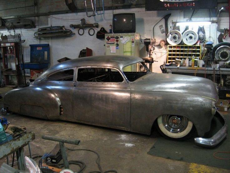 Chopped '51 Chevy Fleetline. | Carros, Bandidos