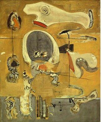 Mark Rothko. 1940. NGA Washington.