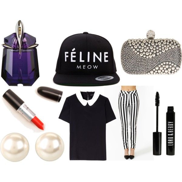 """Meow"" by jessica-may-sinagra on Polyvore"