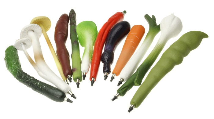 Veggie Pen 野菜型 ボールペン