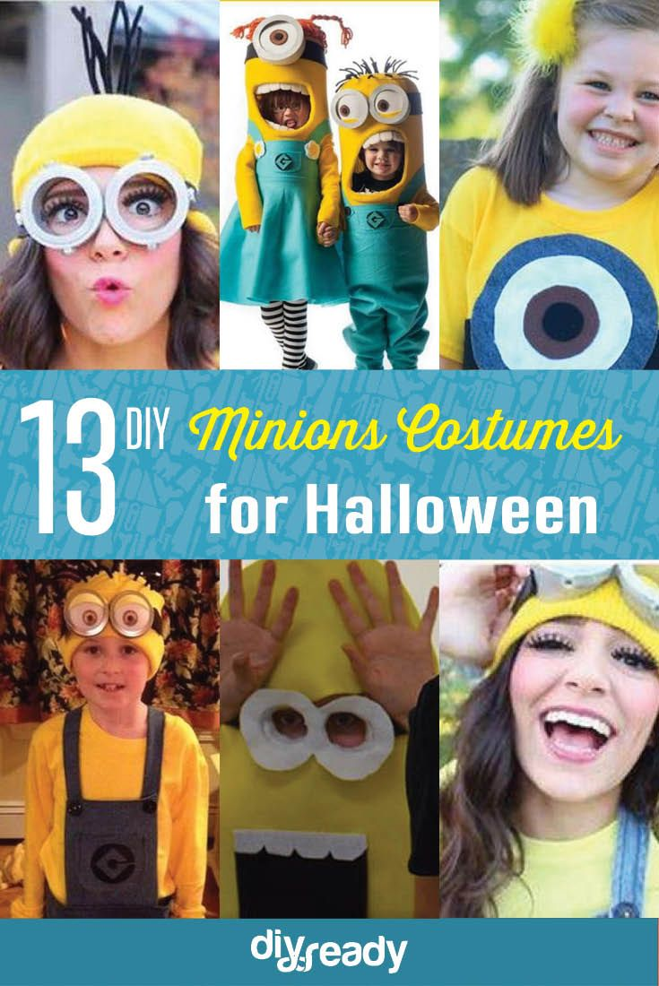 Low on time & on a budget? You can still make an awesome Halloween costume for your kids. Here's a list of last minute Halloween costumes for kids.