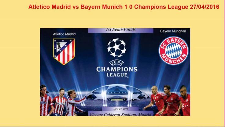 Bayern Munich vs Arsenal 5-1 All Goals 2015 sports Pinterest