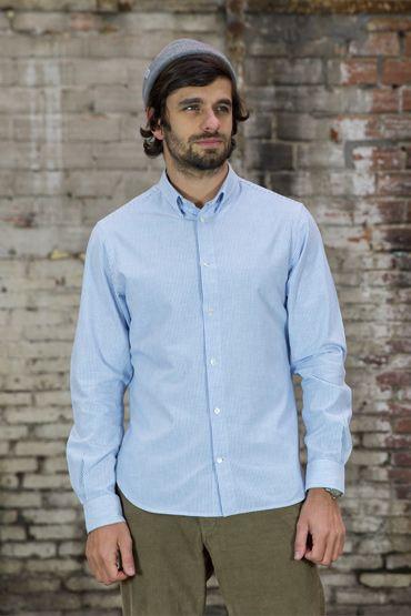 chemise-oxford-japonais-raye