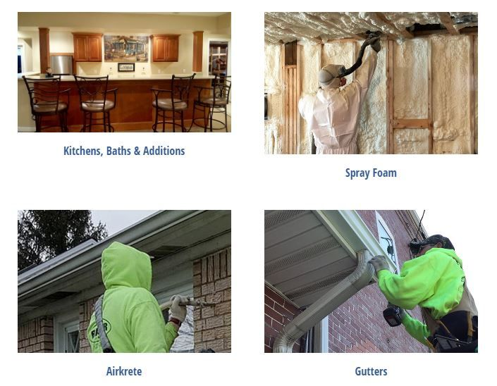 We Proudly Offer Expert Home Insulation Services And Delivery To Meet Your Home Insulation Needs In Erie And The Surrounding Tri Sta Home Insulation Home Improvement Contractors Home Improvement Companies