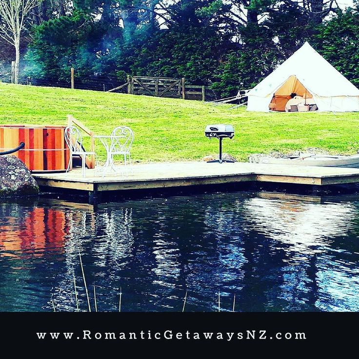 Check this romantic getaway out!
