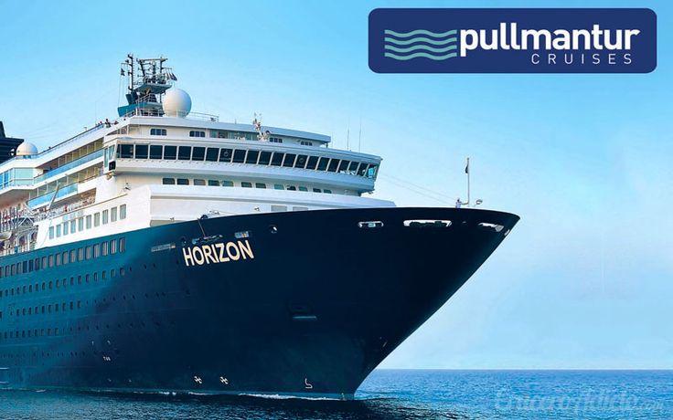 Nuevo itinerario de Pullmantur Cruceros para la próxima temporada. La naviera de cruceros española destinará al Horizon por primera vez a Dubai.