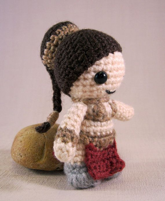 Free Crochet Star Wars Doll Patterns : 1000+ bilder om Crochet p? Pinterest Patrones ...