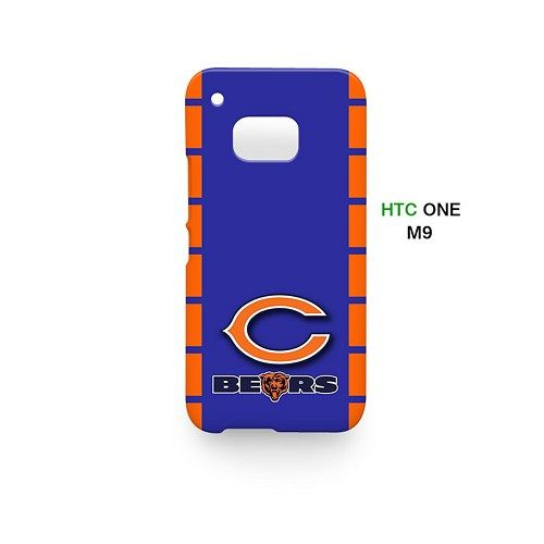 Chicago Bears Logo Case for HTC One M9