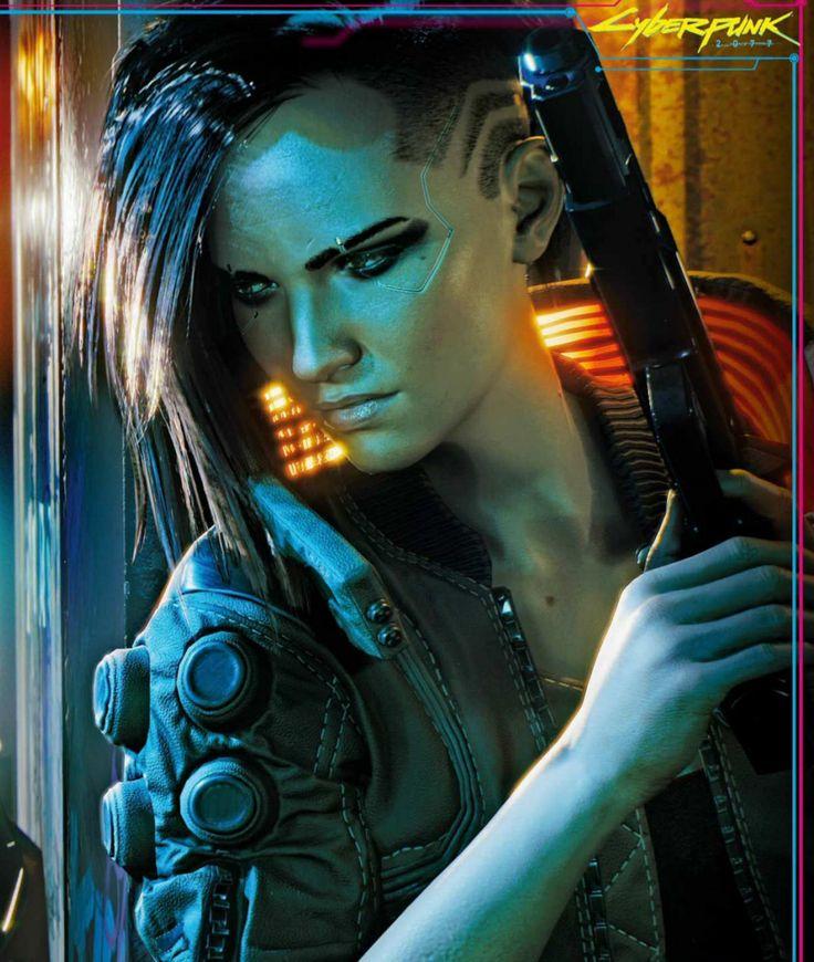 Cyberpunk 2077 Fem V. Cyberpunk 2077 Lore Explained by