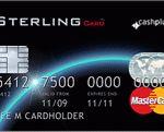 Sterling prepaid mastercard