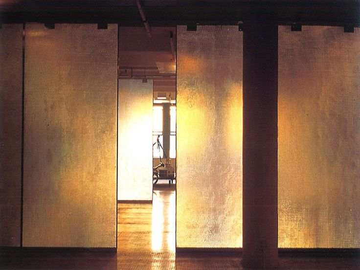 Industrial-Style Loft in Manhattan, New York City | HomeDSGN